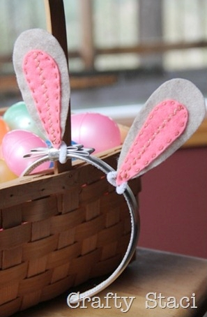 Bendable Bunny Ears - Crafty Staci 8
