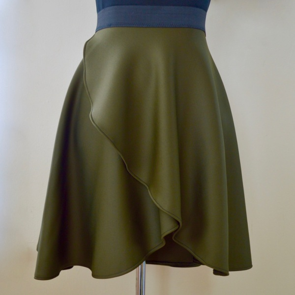Tulip Skirt from The LIttlest Studio