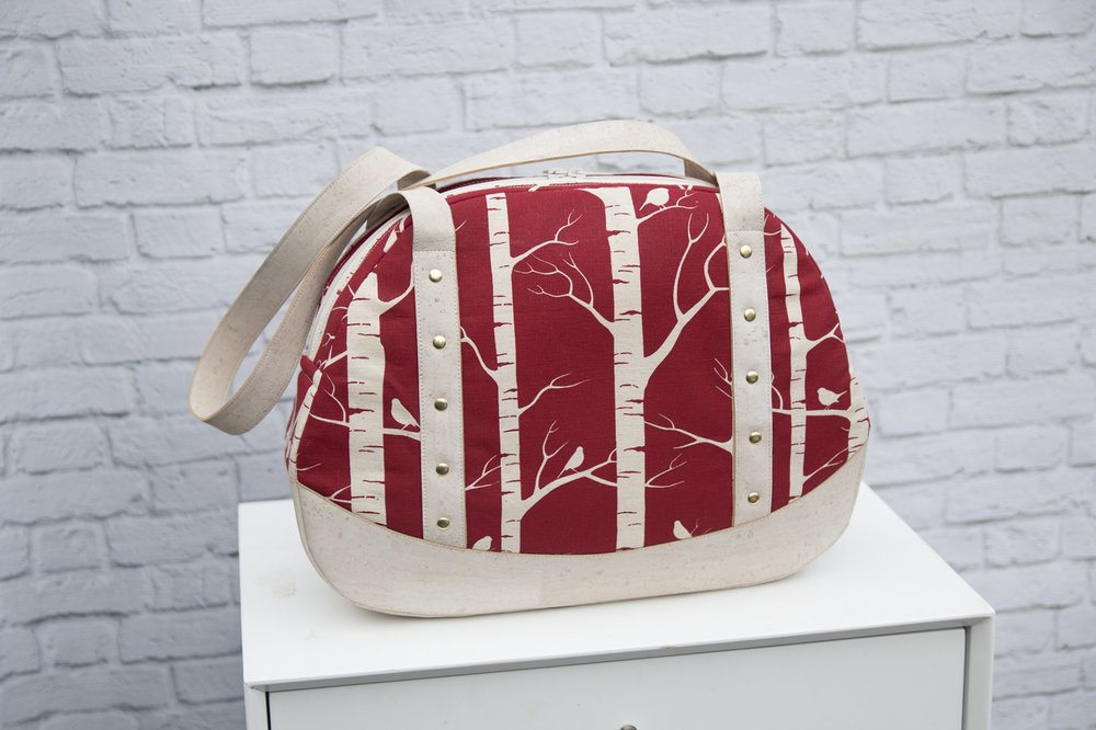Renegade Bag from Sew Sweetness ($)