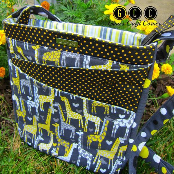 Lombard Street Bag from ChrisW Designs ($)