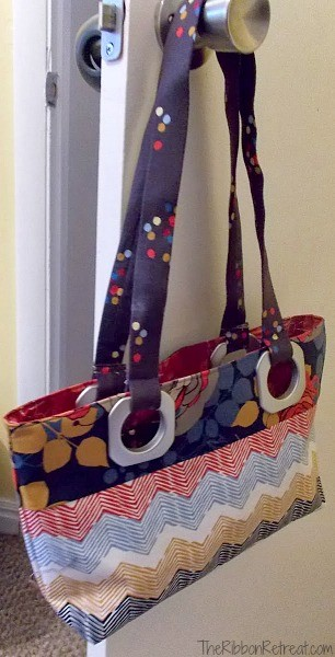 Hailey Bag from The Ribbon Retreat