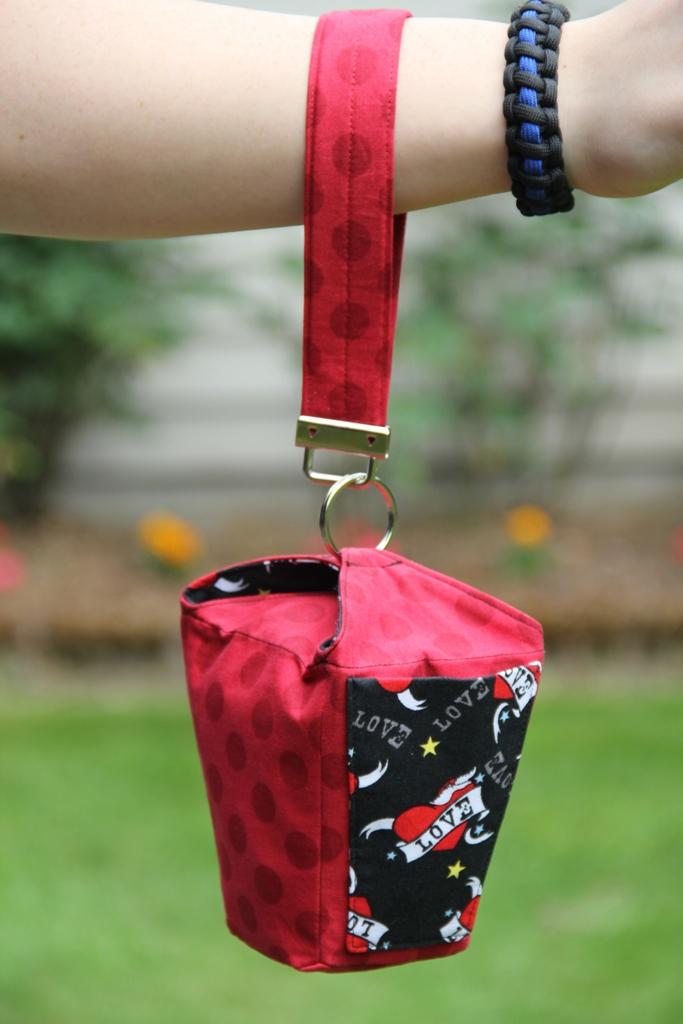 Take Out Wristlet from Crafty Staci