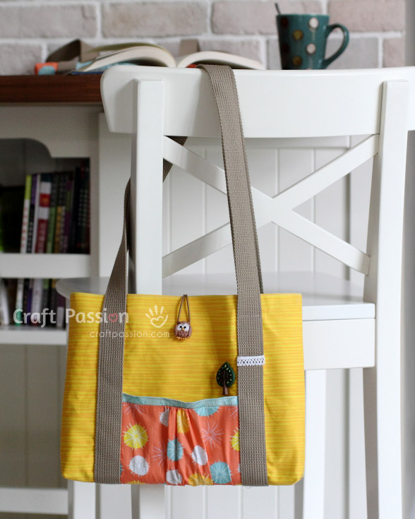 Tablet Carrier Bag from Craft Passion