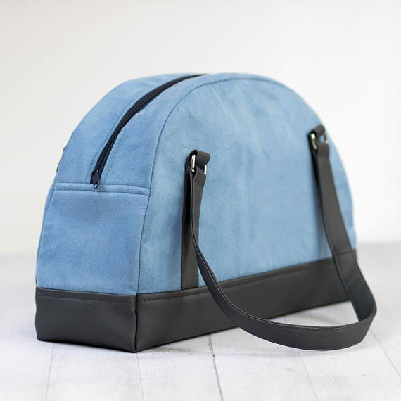 Bowler Bag from ArdenteDesign on Etsy ($)