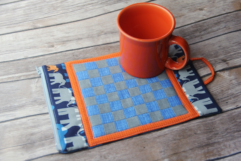 Game Board Mug Mat on CraftyStaci.com