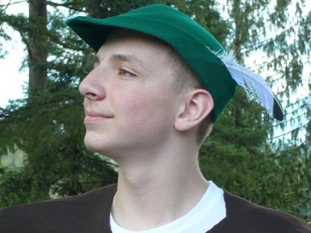 Robin Hood Hats — Crafty Staci 3d24b3dcf682