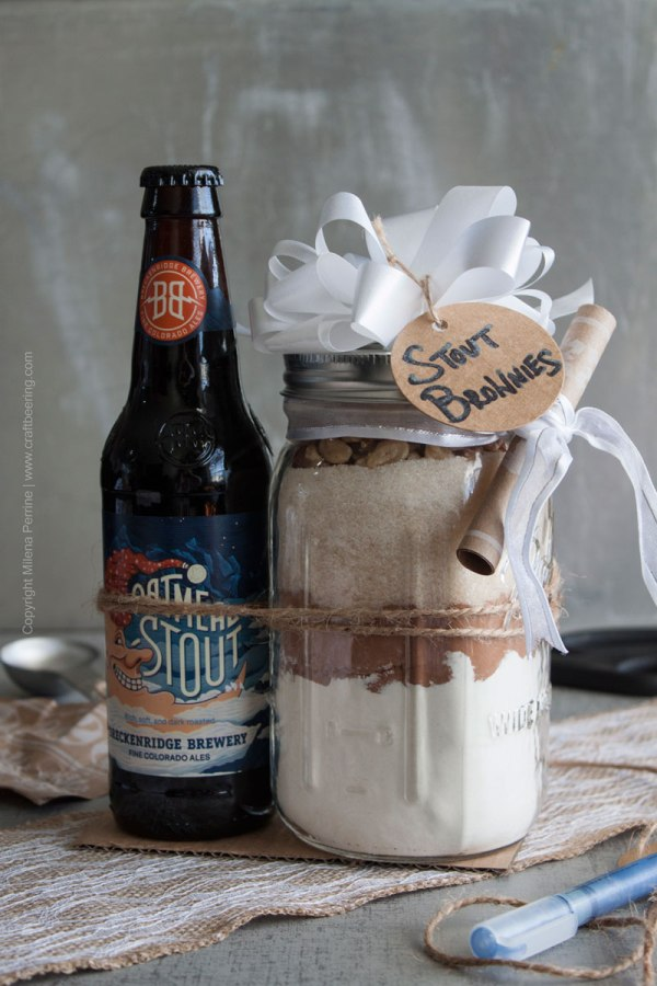 Stout Brownie Mix Gift from Craft Beering