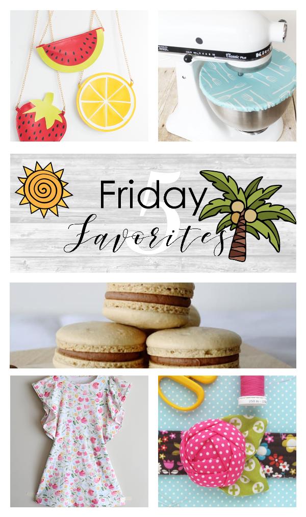 Friday Favorites No. 392 from craftystaci.com #fridayfavorites