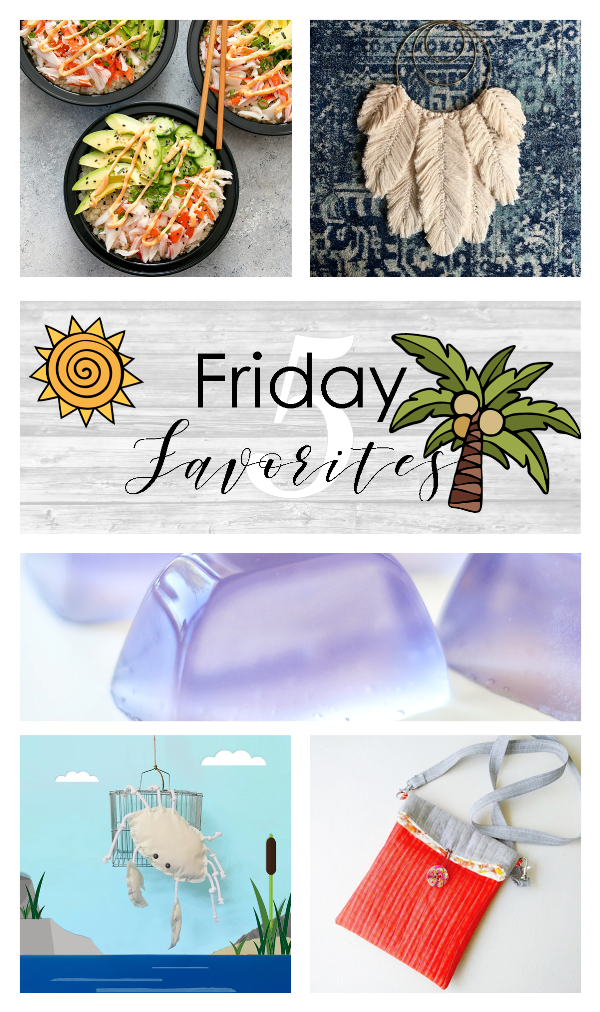 Friday Favorites No. 393 from craftystaci.com #fridayfavorites