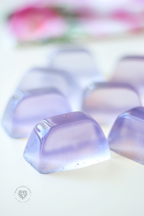 Lavender Soap Jellies from Smart Schoolhouse