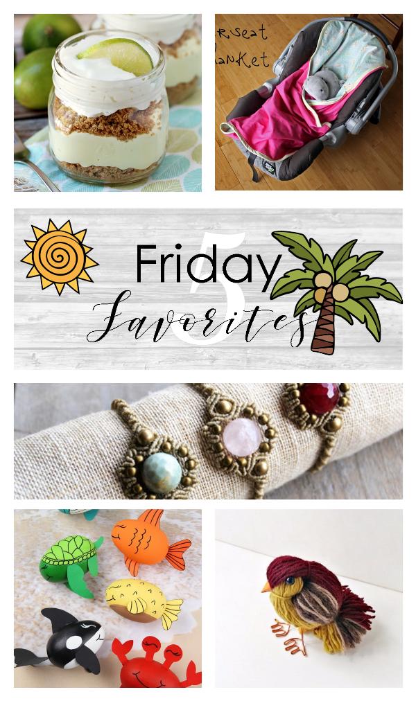 Friday Favorites No. 394 from craftystaci.com #fridayfavorites