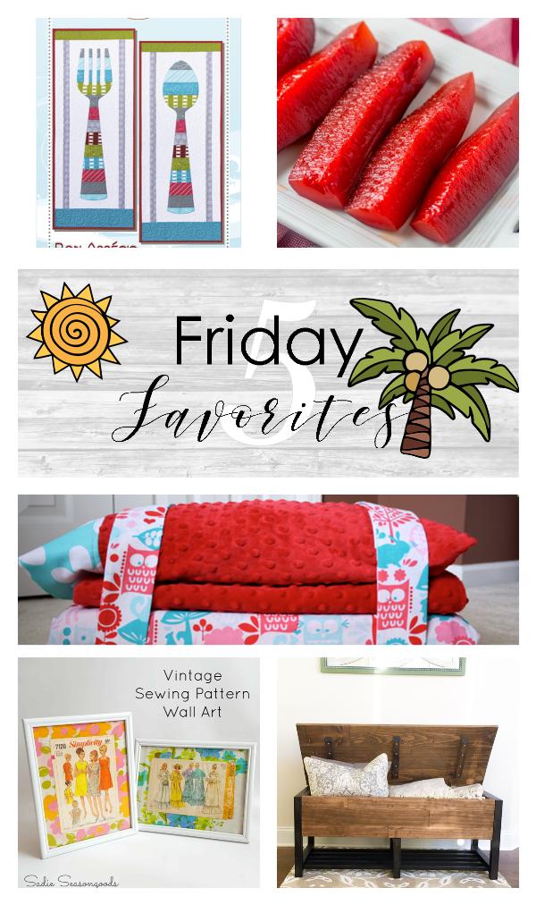 Friday Favorites No. 396 from craftystaci.com #fridayfavorites
