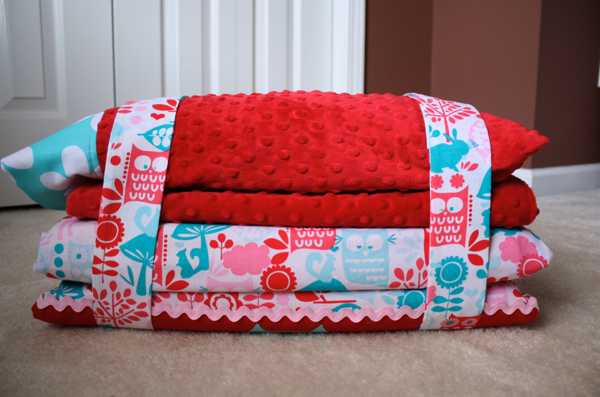 Nap Mat from Sew Like my Mom