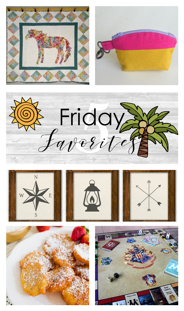 Friday Favorites No. 397 from craftystaci.com #fridayfavorites #craftystaci