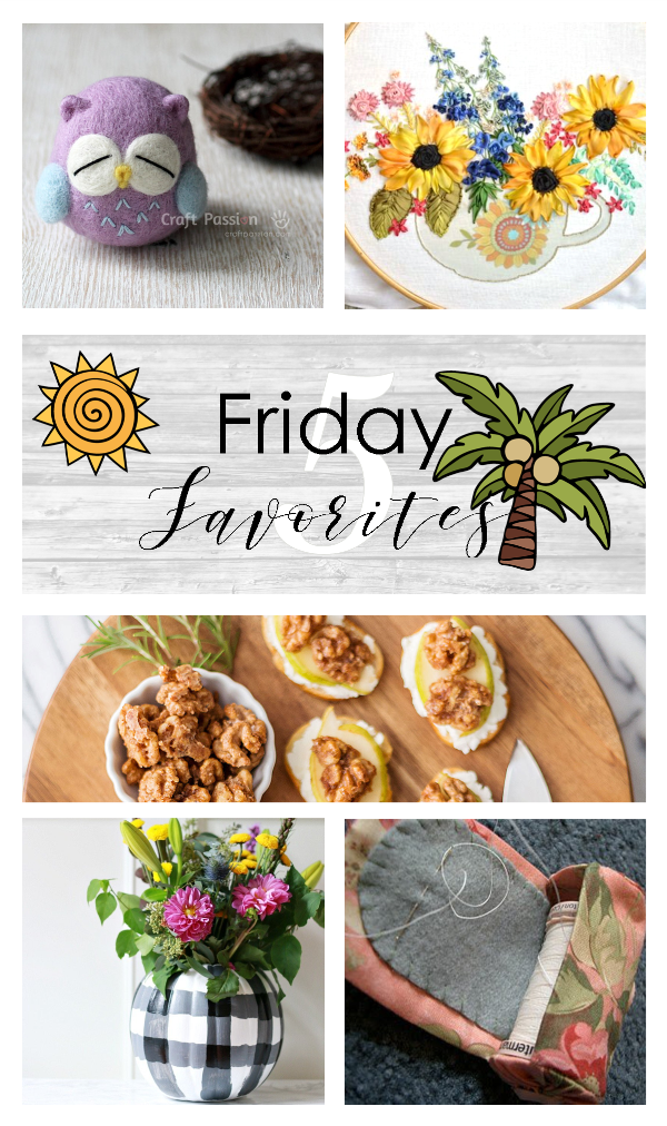 Friday Favorites No. 398 from craftystaci.com #fridayfavorites #craftystaci
