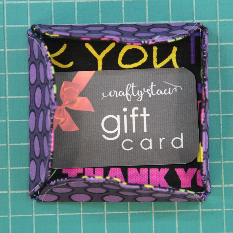 Add gift card
