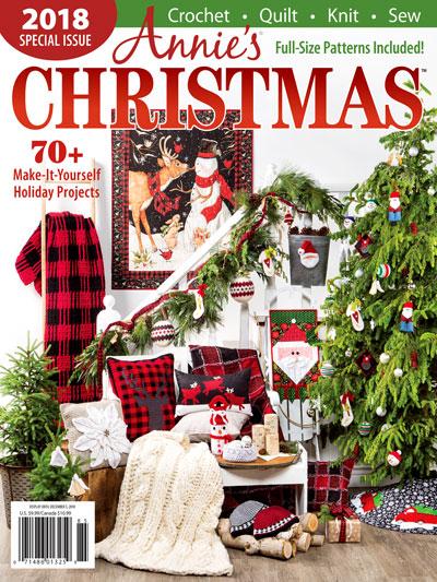 Annie's Christmas Special Magazine 2018