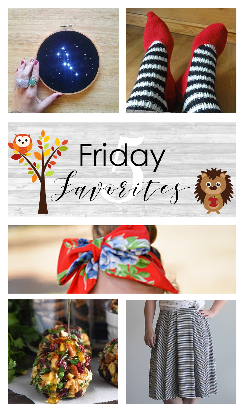 Friday Favorites No. 400 from craftystaci.com #fridayfavorites #craftystaci