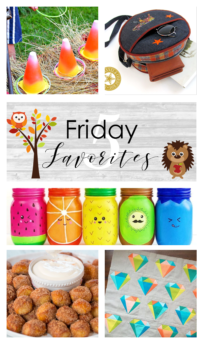 Friday Favorites No. 401 from craftystaci.com #fridayfavorites #craftystaci
