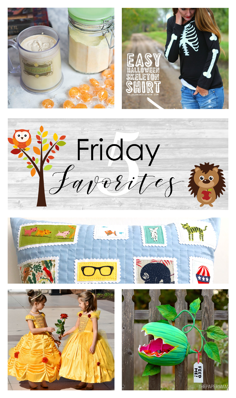 Friday Favorites No. 404 from craftystaci.com #fridayfavorites #craftystaci