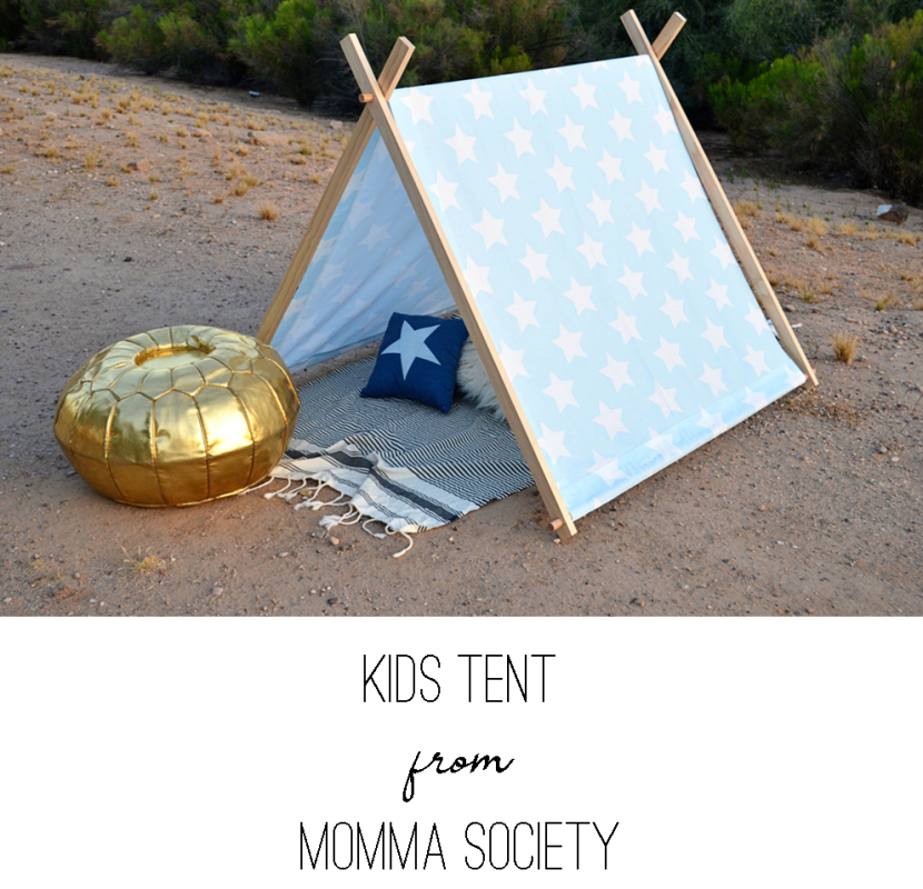 Kids Tent from Momma Society
