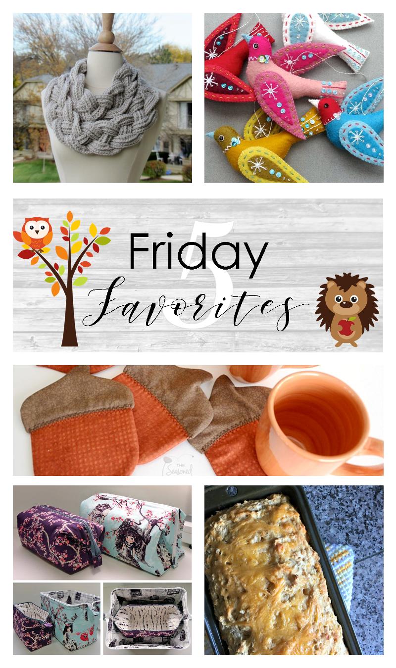 Friday Favorites No. 407 from craftystaci.com #fridayfavorites