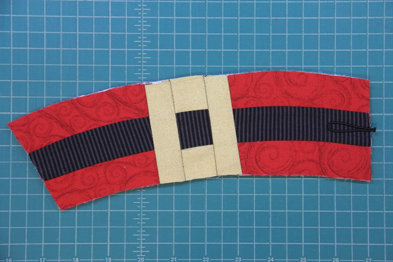 Belt on InsulBright with elastic loop