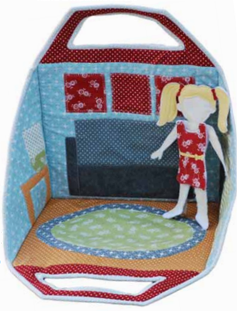 Flats House Pattern from Angela Yosten