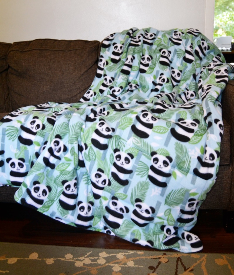 Weighted Blanket from Mary Martha Mama