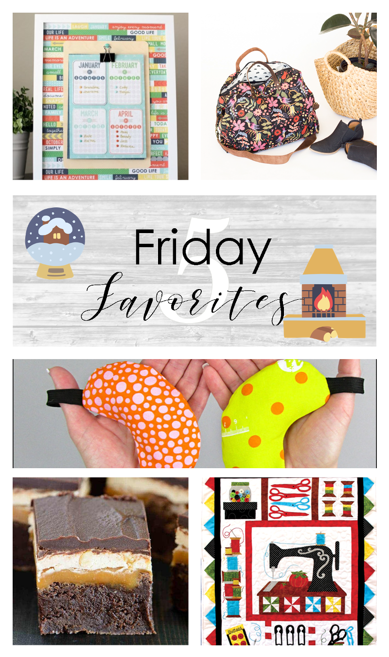 Friday Favorites No. 415 from craftystaci.com #fridayfavorites