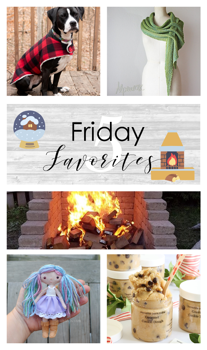 Friday Favorites No. 418 from craftystaci.com #fridayfavorites