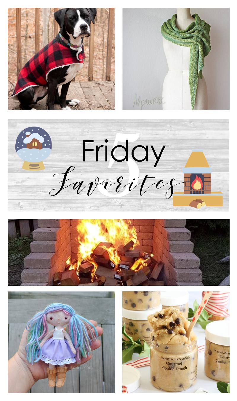 Friday Favorites No. 418 from craftystaci.com #fridayfavorites
