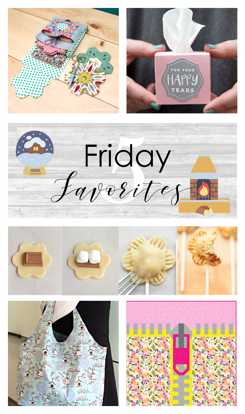 Friday Favorites No. 419 on craftystaci.com #fridayfavorites #craftystaci