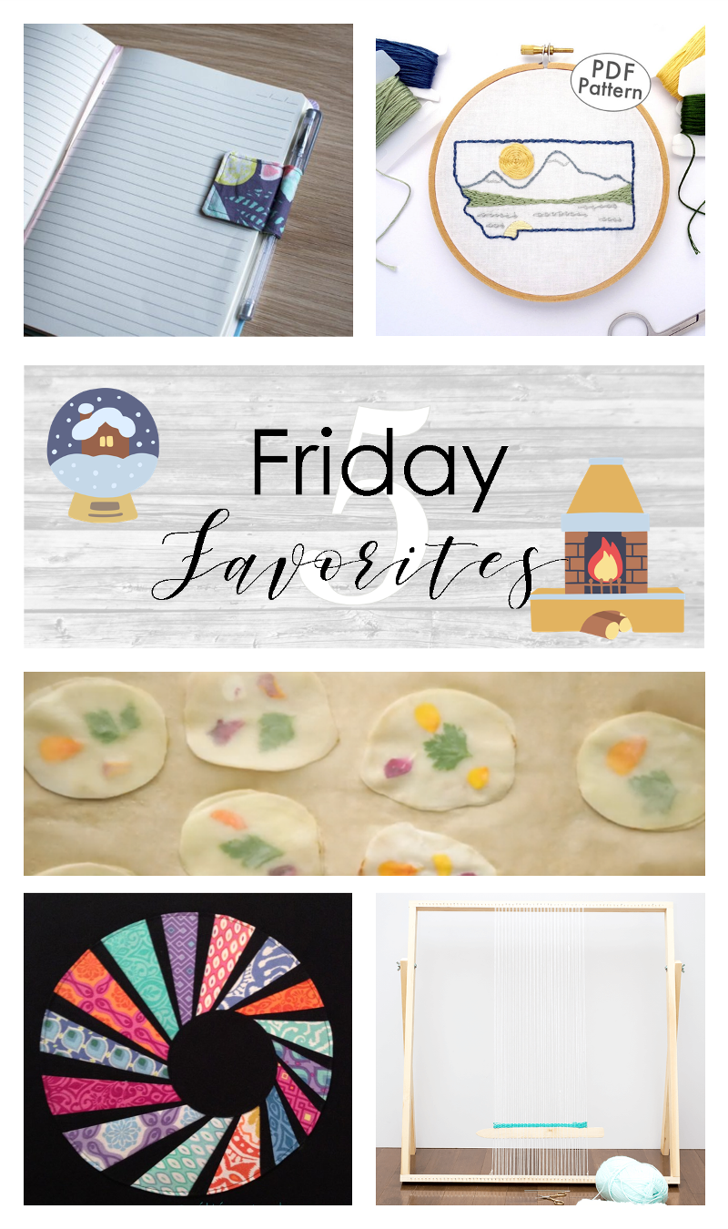Friday Favorites No. 422 from craftystaci.com #fridayfavorites #craftystaci