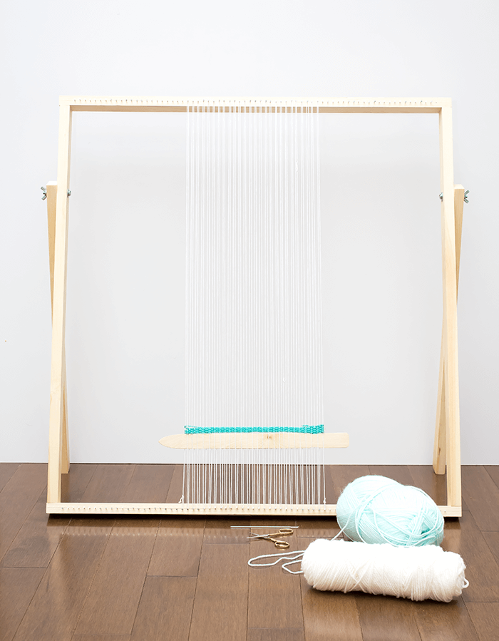 Standing Loom with Adjustable Legs from A Pretty Fix