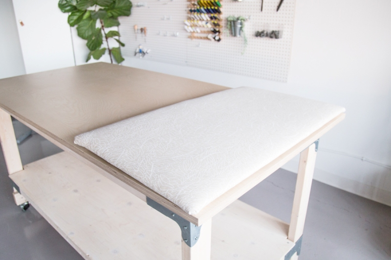 DIY Ironing Board from Closet Case Patterns