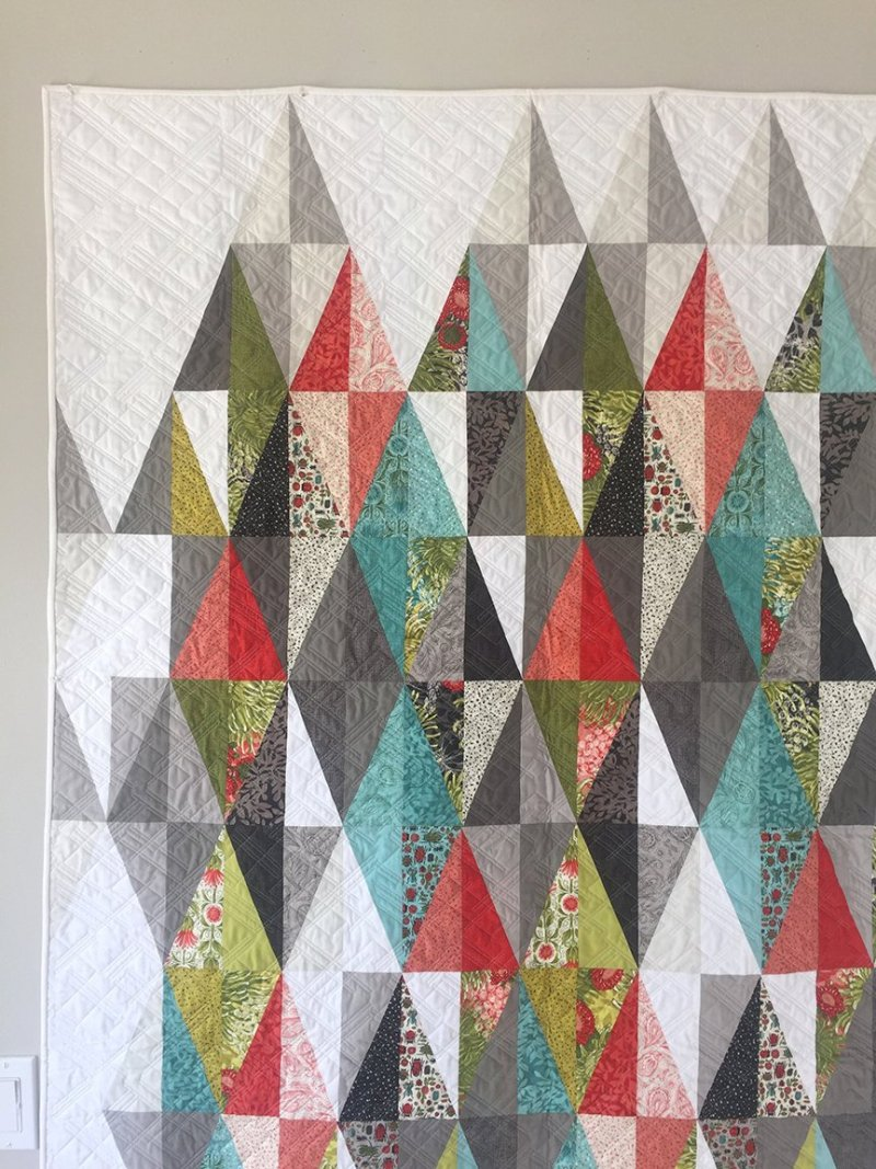 Harlequin Quilt Pattern from RobinPickensInc