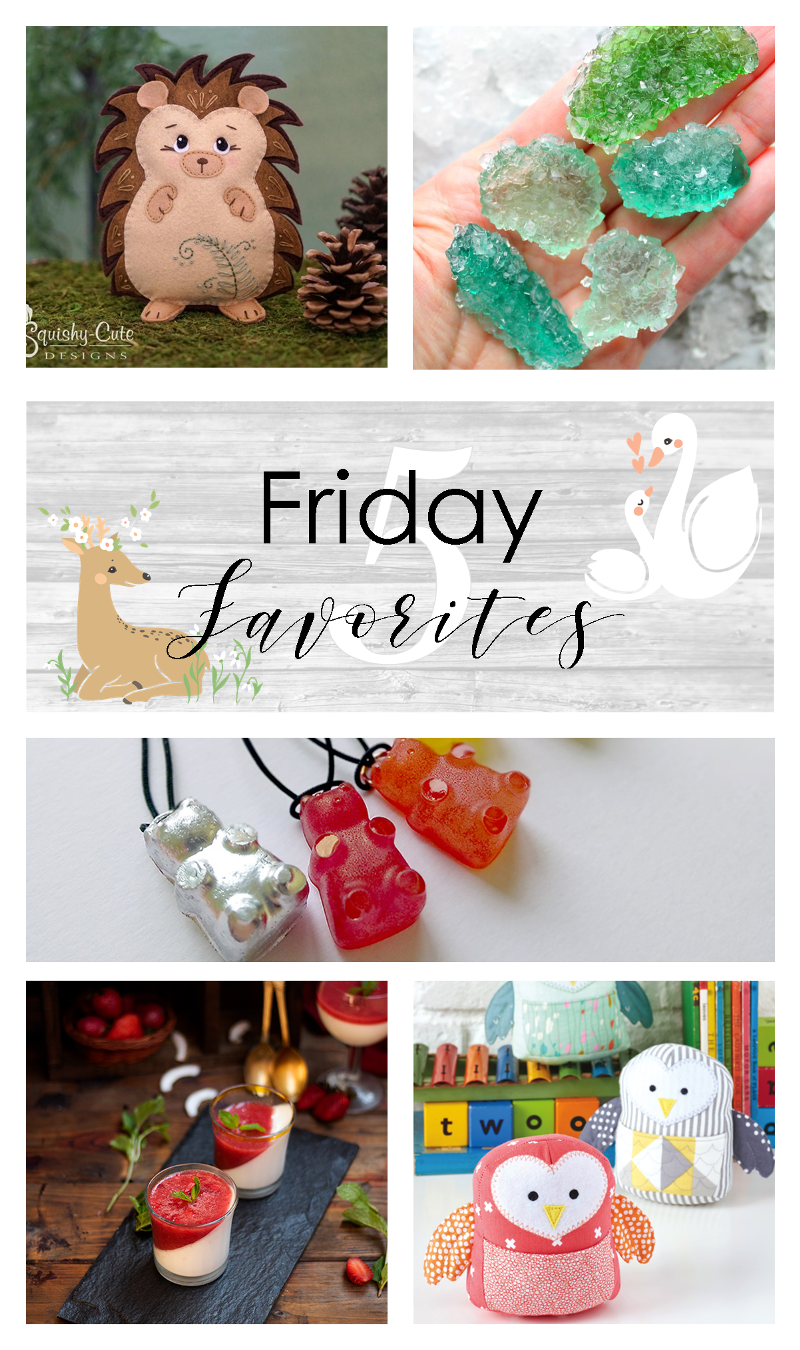Friday Favorites No. 424 on craftystaci.com #fridayfavorites #craftystaci