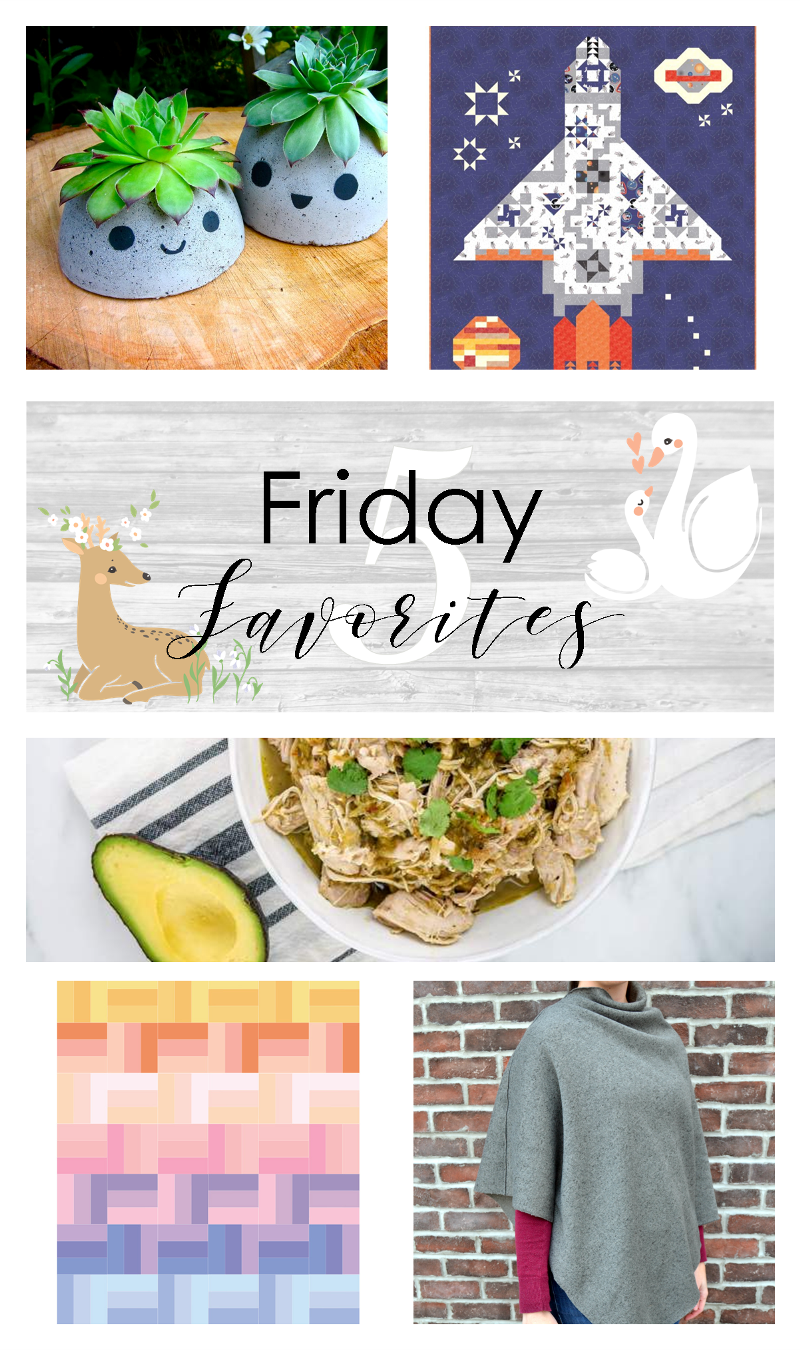 Friday Favorites No. 425 on craftystaci.com #fridayfavorites #craftystaci