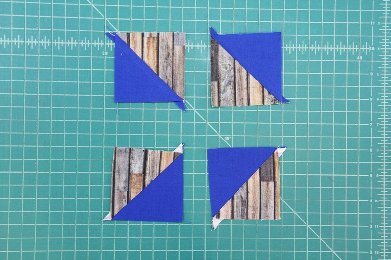 Second set of squares