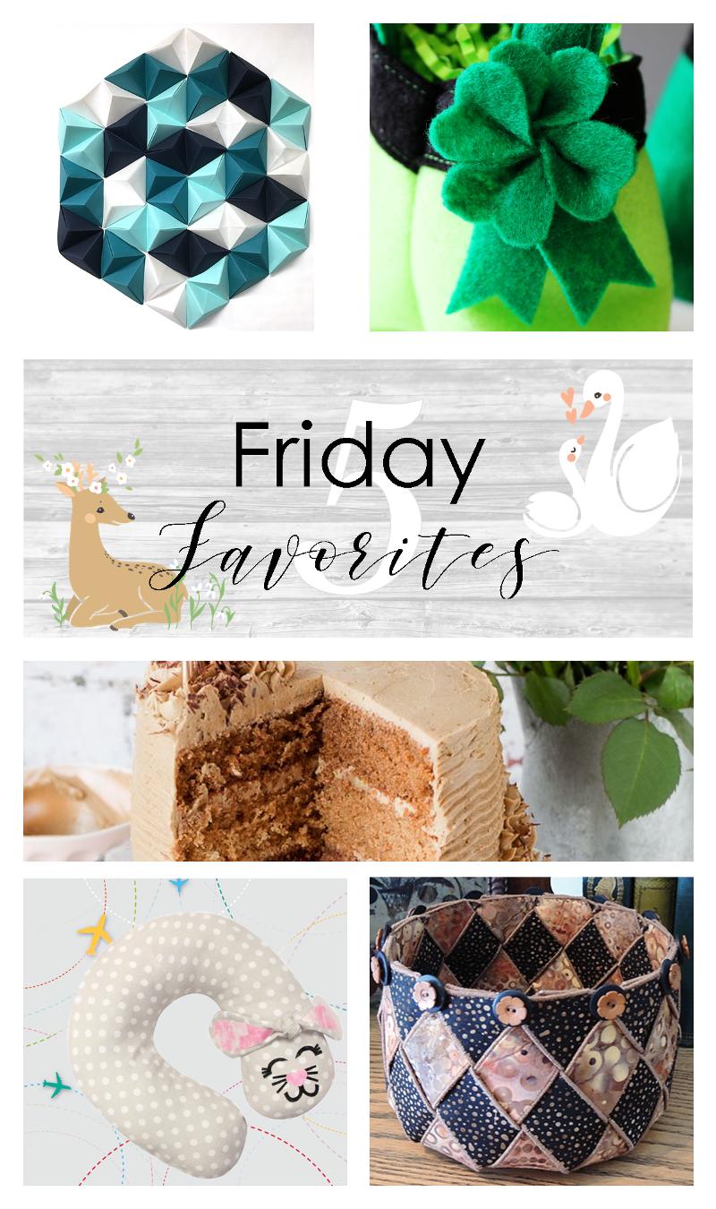 Friday Favorites No. 426 on craftystaci.com #fridayfavorites #craftystaci