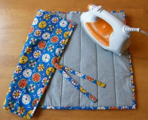 Portable Ironing Pad from Quilter's Connection