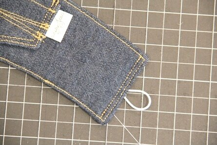 New Jeans Coffee Sleeve - Crafty Staci 9