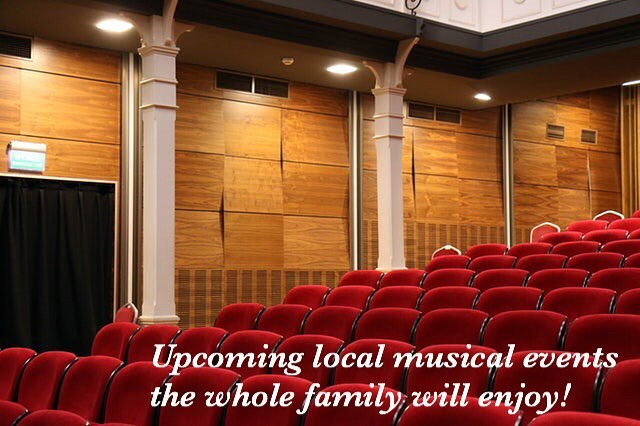 Merry local events for the whole fam : new on the blog! #westchesterpa #downtownkennett #holidayseason #keepitlocal #greensleevesmusic