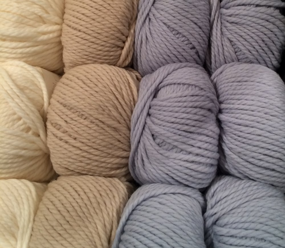 If the prefect color yarn has eluded you up to now, your wait is over...