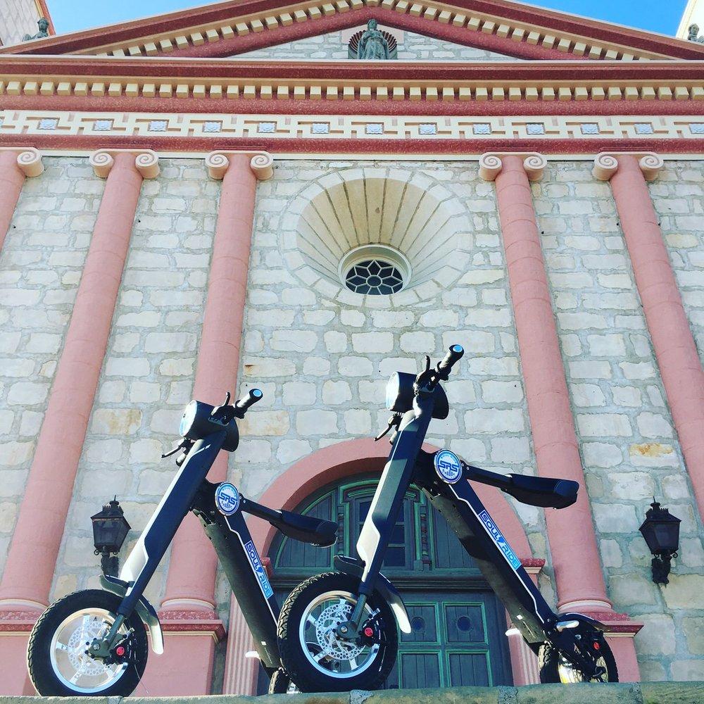 Electric Scooter Rental Santa Barbara
