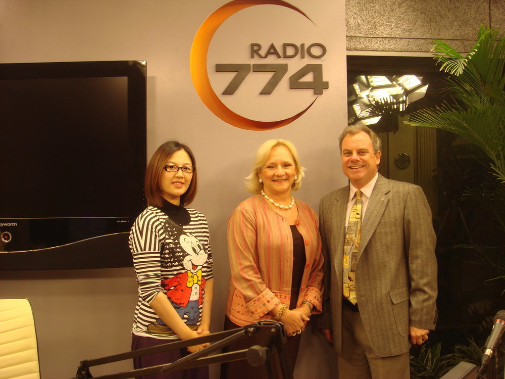 Beijing     Radio Interview - Third Culture Kids