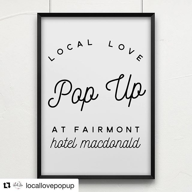 Fleurs will be at this awesome @locallovepopup event! Hope to see you there. 💕 Event info below 👇🏻 #Repost @locallovepopup with @repostapp ・・・ It's official! 🎉 We will be hosting our Wedding Edition February 10th 2017 3pm -9pm at the iconic @fairmontmac in the heart of downtown #Yeg Our exclusive event has a few exciting new features spread out throughout the Fairmont. We will be opening up the floor to a handful of Q & A sessions, gift guides and workshops. Be sure to peek back for the schedules, as they will be posted in January! We will also be offering enhanced experiences with tastings and a marketplace. Details available on our site and tickets available on @Eventbrite