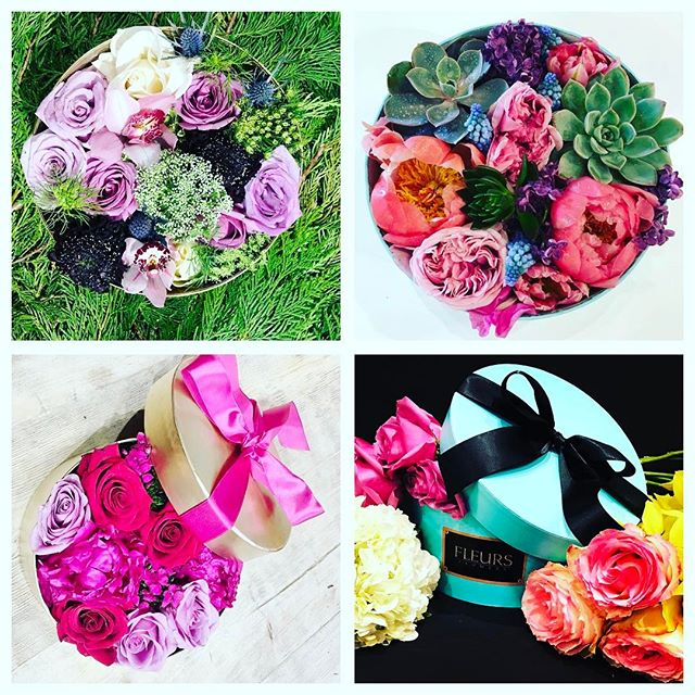 Spaces available for this Sunday's Hat Box Workshop!  Learn how make your own custom hatbox. Large variety of florals and succulents to choose from. 🌸  Cost: 110$  Champagne, Wine, Charcuterie and all materials included.  Date: Sunday Jan 15 @1:30 pm  Call 780-994-7673 or visit fleursflowers.ca to Book
