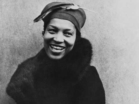 Zora Neale Hurston, author of Their Eyes Were Watching God and Of Mules and Men. (Google Images)